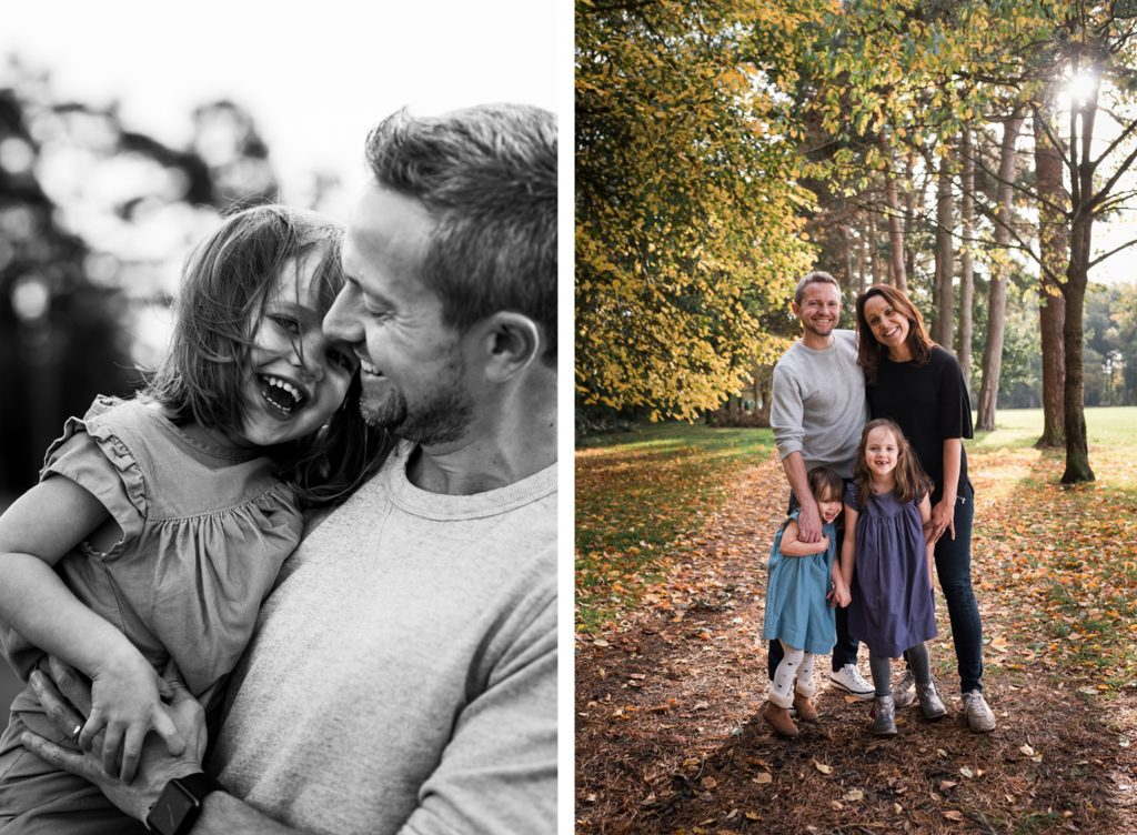 Amersham Buckinghamshire family fine art photographer autumn photo shoot